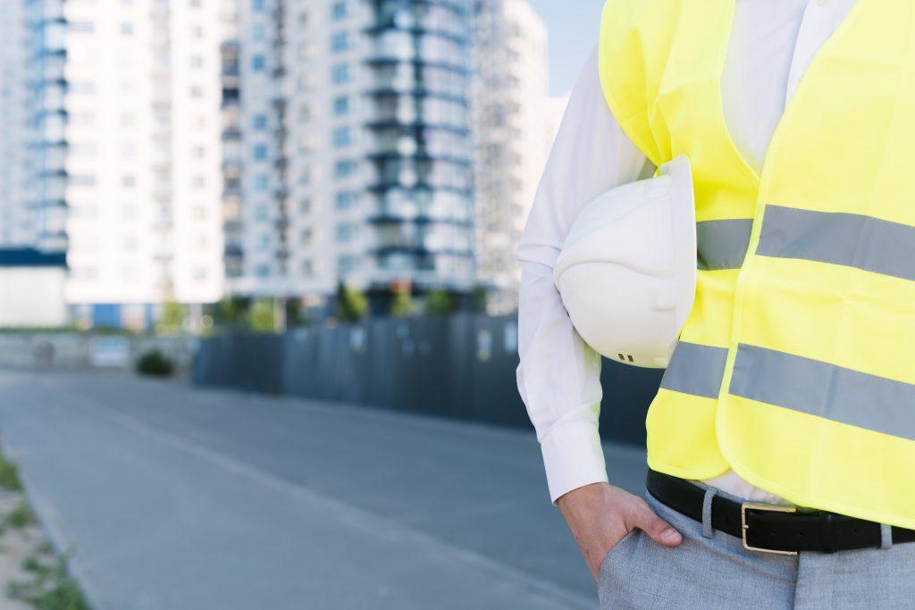 Fluohesje, veiligheidshesje, werkkledij, personaliseren, bedrukt, gepersonaliseerd, logo, naam, Lokeren, Westerlo