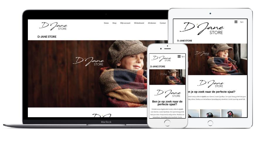 webschop, e-commerce